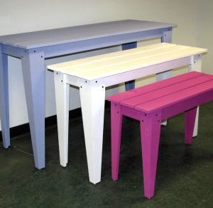 new pine tables