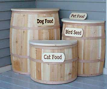 Pet Food Storage Containers Maine Bucket